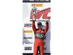 Kia Racing Scores Win and Second Place Finish in Rounds Three and Four on the Pirelli World Challenge at Barber Motorsports Park