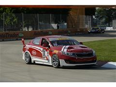 Kia Racing Scores Back-to-Back Podiums Finishes at Detroit Belle Isle