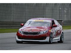 KIA RACING'S TURBOCHARGED OPTIMAS MAKE ROAD AMERICA DEBUT FOR ROUNDS SEVEN AND EIGHT OF THE PIRELLI WORLD CHALLENGE