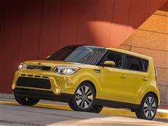 2014 Kia Soul Receives J.D. Power Apeal Award for Third Consecutive Year