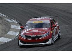 Kia Racing Maintains Pirelli World Challenge Championship Lead Following Top-Five Finishes at Sonoma Raceway Doubleheader