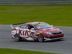 Kia Racing and Hometown Star Mark Wilkins Return to Canadian Tire Motorsports Park for Pirelli World Challenge Doubleheader