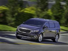 Record June Sales Propel Kia Motors America to Best First-Half Performance in Company History