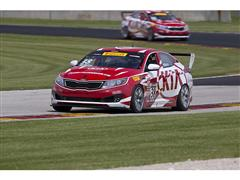 Defending Multiple Manufacturer Championships, Kia Returns To Mid-Ohio Sports Car Course Twice In Two Weeks For  Pirelli World Challenge Action