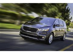 Kia Sedona Dubbed 'Ultimate Minivan' By Cars.com And Motorweek