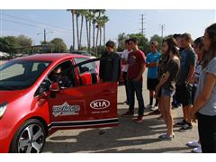 Kia and B.R.A.K.E.S. Host Free Hands-On Defensive Driving School in Minneapolis October 10 & 11