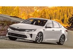 2016 Kia Optima Earns Kelley Blue Book's KBB.com Best Buy Award
