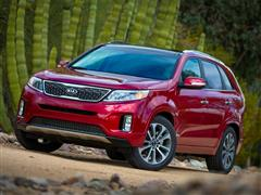 Kia Sorento Receives TrueCar Pre-Owned Value Award