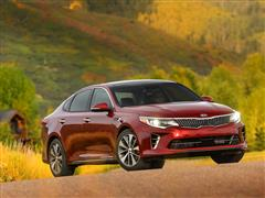 2016 Kia Optima Receives Top Safety Pick Plus Rating From The Insurance Institute For Highway Safety