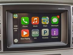 Kia Motors America Launches Apple Carplay® with UVO