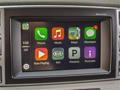 Kia Motors America Launches Apple Carplay® with UVO