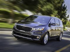 Kia Motors America Annouces August Sales