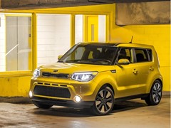 Kia Soul and Cadenza Named Active Lifestyle Vehicle of the Year Award Winners