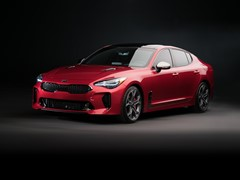 2018 Kia Stinger Receives Eyeson Design Award for Production Car Design Excellence