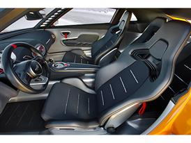 Kia GT4 Stinger (interior)