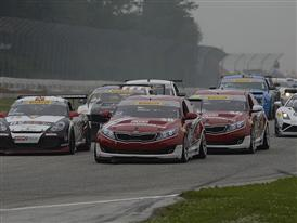 Kia Racing scores double victory at Road America