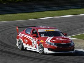 Kia Racing heads to Toronto for rounds nine and ten of the Pirelli World Challenge