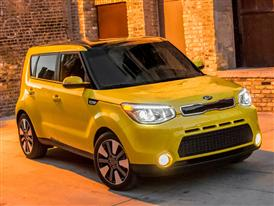 2015 Kia Soul Wins Active Lifestyle Vehicle of the Year