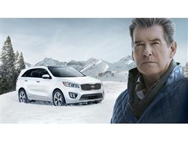 """Pierce Brosnan Makes The """"perfect Getaway"""" In The All-new"""