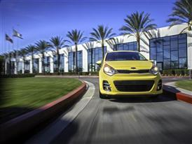 2016 Rio 5-door debuts at Chicago Auto Show