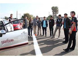 Kia and B.R.A.K.E.S. host free hands-on defensive driving education in San Francisco May 16-17