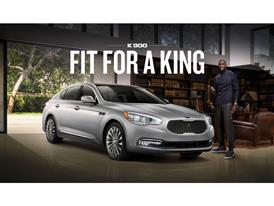 LeBron James Tells the Truth about Driving His Kia K900 Luxury Sedan
