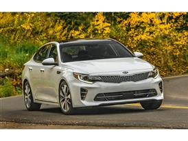 2016 Kia Optima and Sedona Named to Kelley Blue Book's KBB.Com 16 Best Family Cars for 2016 List