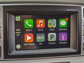 Kia announces Apple CarPlay introduction into key models