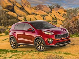 September Caps Best-Ever Sales Through the First Nine Months of the Year for Kia Motors America