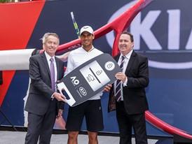 Kia Motors and Rafael Nadal at Australian Open 2017 (1)