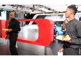 Kia Motors at New York Auto Show