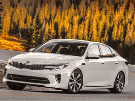 2017 Kia Optima Receives Top Safety Pick Plus Rating from The Insurance Institute for Highway Safety