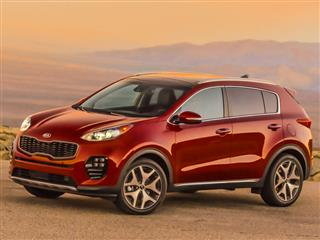 2017 Kia Sportage Receives Top Safety Pick Plus Rating from the Insurance Institute for Highway Safety