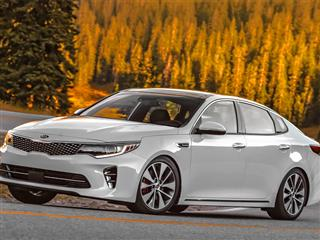 2016 Optima SXL turbo