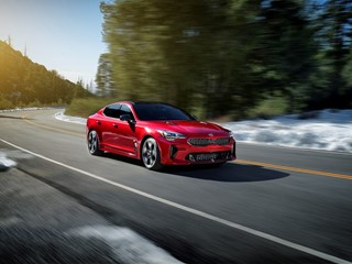 El KIA STINGER 2018 HACE GRAN DEBUT EN EL  NORTH AMERICAN INTERNATIONAL AUTO SHOW