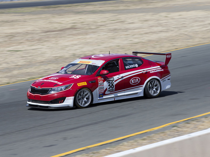 Championship on the line for Kia Racing in Pirelli World Challenge season finale
