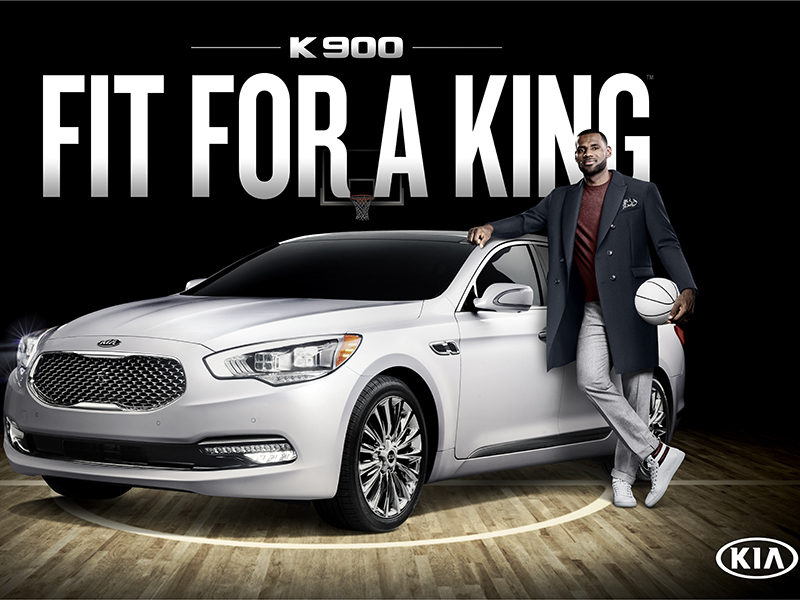 K900 Fit For A King