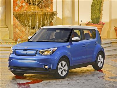 Kia Motors America Provides Electric Vehicles To The Advanced Power And Energy Program At The University Of California, Irvine
