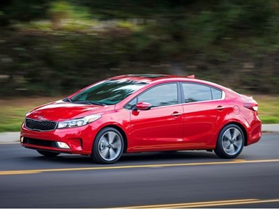 Kia Motors America Announces May Sales
