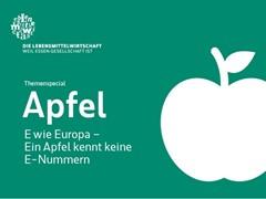 Ein Apfel kennt keine E-Nummern