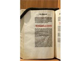 Bayerisches Reinheitsgebot 2 - Originalurkunde Staatsarchiv