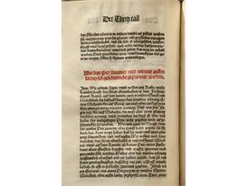 Bayerisches Reinheitsgebot 3 -  Originalurkunde Staatsarchiv