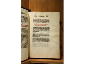 Bayerisches Reinheitsgebot 4 -  Originalurkunde Staatsarchiv