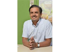 Georg Kaiser, Geschäftsführer der Supermarktkette Bio Company