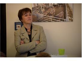 Sabine Toepfer-Kataw, Staatssekretärin für Verbraucherschutz zu Gast bei der LEBENSMITTELWIRTSCHAFT