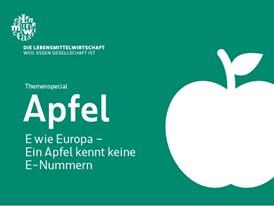 Themenspecial Apfel