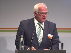 Global Forum for Food and Agriculture (GFFA) - Wasser und Landwirtschaft