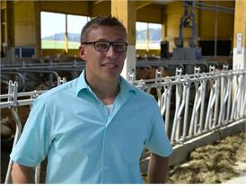 Johann Bachschweller, Vertrieb Landwirtschaftsbau, Haas Fertigbau GmbH