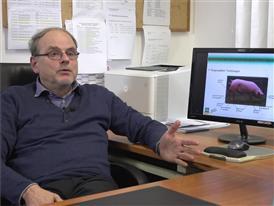 Professor Eberhard von Borell,  Institut für Agrar- und Ernährungswissenschaften