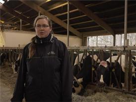 Susann Matjasch, Herdenmanagerin - Agrargenossenschaft Hohennauen eG